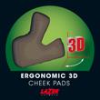 Interior ergonomico 3D