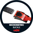Hebilla micrométrica
